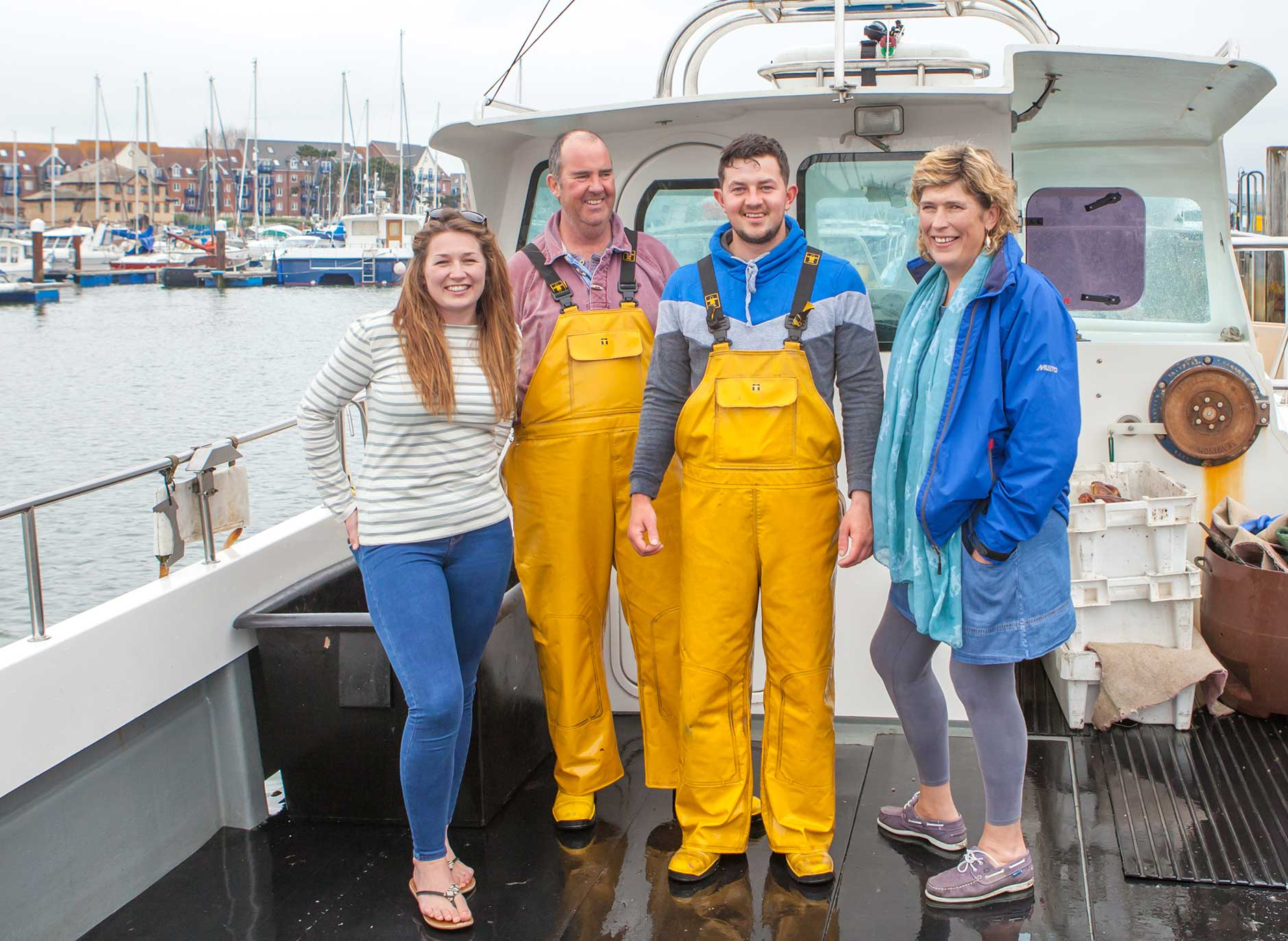 dorset-shellfish-family
