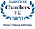 Chambers UK ranked firm
