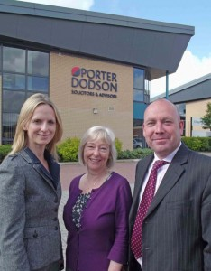 Sharon Collier, Jill Griffin and Peter Cooke
