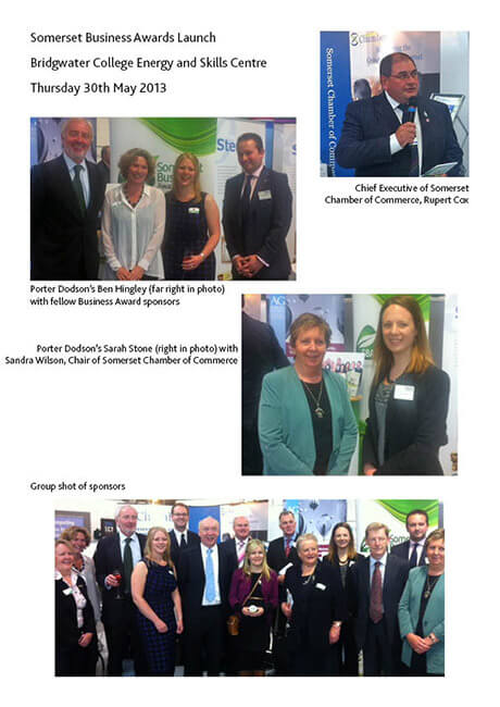 Somerset Business Awards Launch