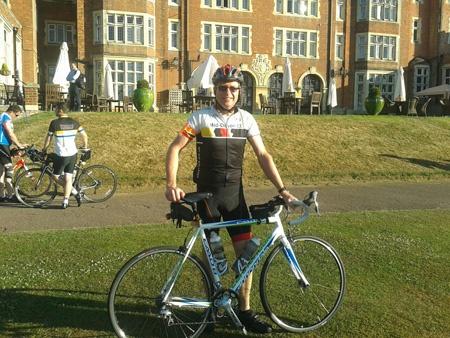 London to Paris Phil Stocker
