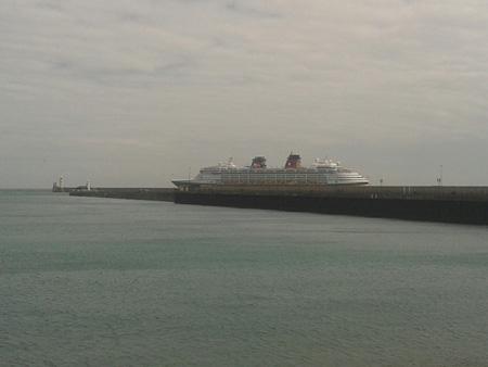 London to Paris ferry
