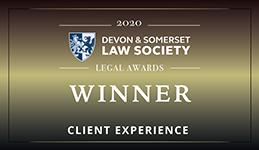 DASLS Winner 2020 Client Experience logo